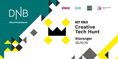 CreativeTech Hunt x DNB #huninvesterer @Innovation Dock