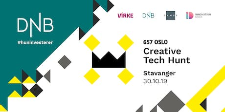 CreativeTech Hunt x DNB #huninvesterer @Innovation Dock tickets