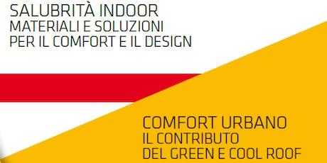 PALERMO - Comfort ambientale e salubrità indoor biglietti