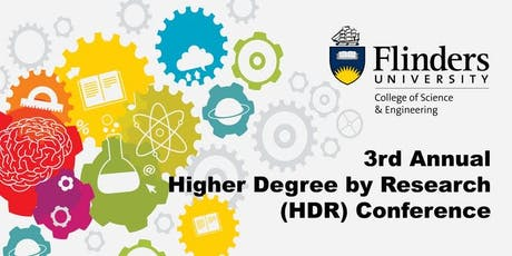 2019 Higher Degree by Research Conference | College of Science & Engineering tickets