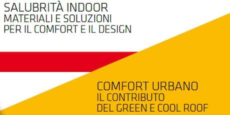 CAGLIARI - Comfort ambientale e salubrità indoor biglietti
