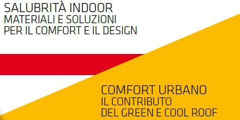 CAGLIARI - SUPERFICI ORIZZONTALI. Il contributo delle coperture e delle pavimentazioni al comfort ambientale e alla salubrità indoor