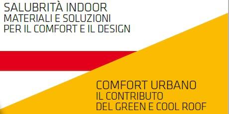 BARI - Comfort ambientale e salubrità indoor biglietti