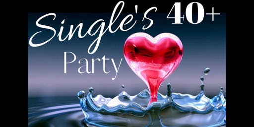 40+ Single's Party at The Golden Vine
