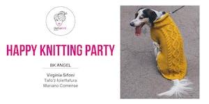 Knitting Party - Pino Dog Coat - Mariano Comense