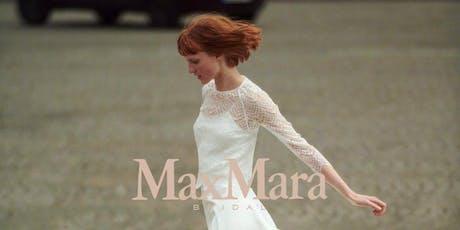 Max Mara Bridal Wedding Tour biglietti