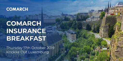 Comarch Insurance Breakfast Luxembourg