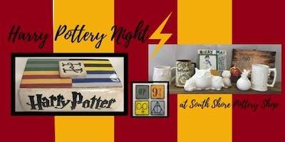 Harry+Pottery+Night