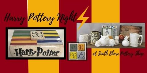 Harry Pottery Night