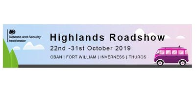 DASA Highlands Roadshow- Oban