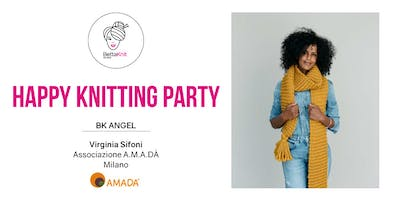 Knitting Party - Sally Scarf - MILANO