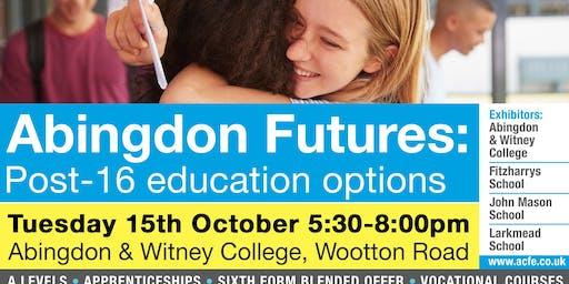 Abingdon Futures' Evening