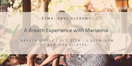 A Breath Experience With Marianna