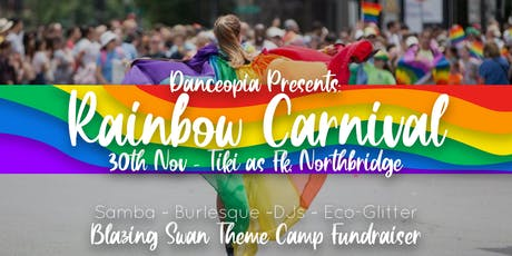 Rainbow Carnival (unofficial pride parade party) tickets