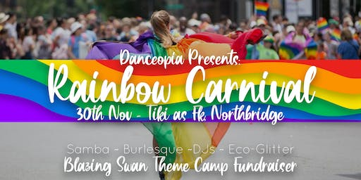 Rainbow Carnival (unofficial pride parade party)