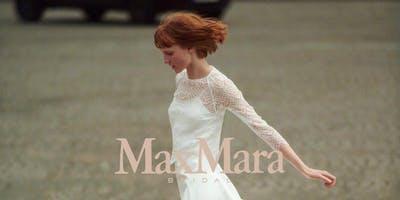 Max Mara Bridal Wedding Tour