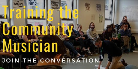 Training the Community Musician 2020 tickets