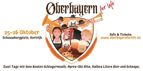 Oberbayern for life tickets