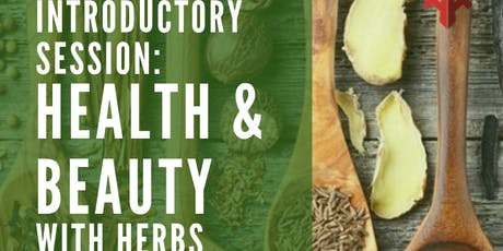 Health and Beauty with Herbs tickets