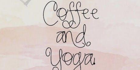 POP-UP Yoga & Coffee @ The Church Block tickets