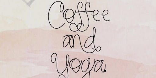POP-UP Yoga & Coffee @ The Church Block