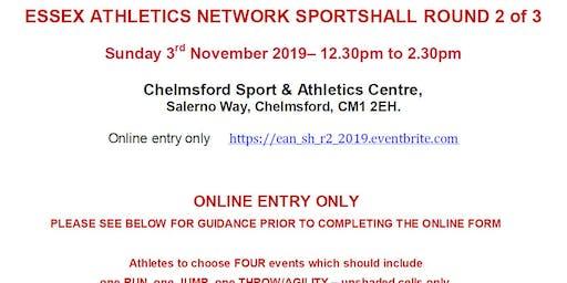 EAN Sportshall 2019  Round 2
