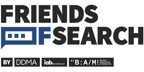 Friends of Search 2020 - BE tickets
