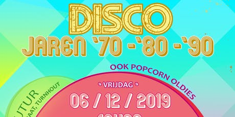 disco 70-80-90 tickets