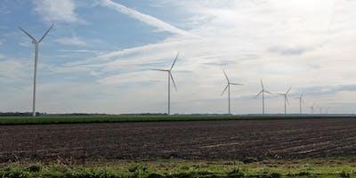 Excursie Windplan Groen naar windturbines (aanmelden eigen vervoer)