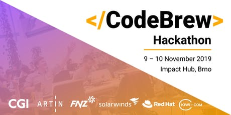 CodeBrew Hackathon 2019 tickets