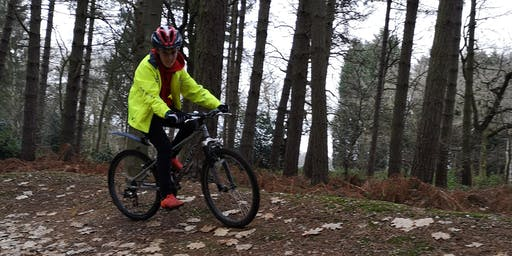 Childrens mountain bike taster session age8 - 13  years