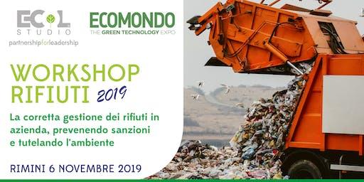 La corretta gestione dei rifiuti in azienda, prevenendo sanzioni e tutelando l'ambiente. A cura di Ecol Studio S.p.A.