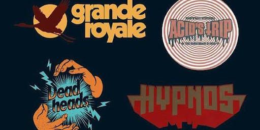 Riff Rock Night - Das neue Rock-Festival im Norden!