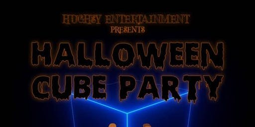 Halloween Cube Party
