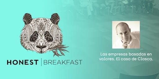 Honest Breakfast con Carlos Ferrando