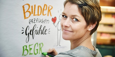 Visualisierungsworkshop und Sketchnotes for Business  Tickets