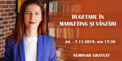 Bugetare în Vânzări și Marketing