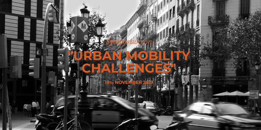 Symposium 2019: Urban Mobility Challenges 2019