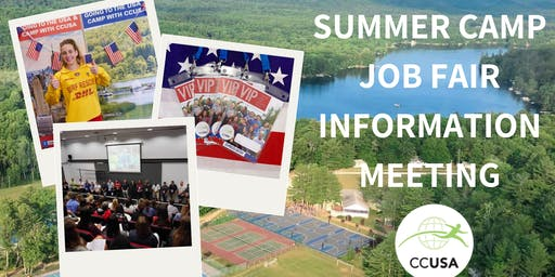 Central Coast Camp Counselors & Job Fair Information Event
