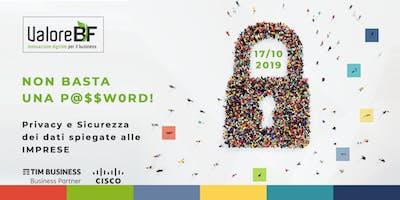 Non basta una Password!
