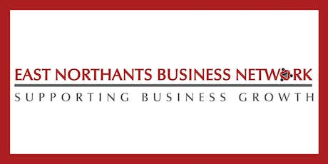 East Northants Business Network October 2019 Meeting tickets