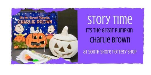 Story Time - It's the Great Pumpkin Charlie Brown