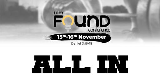 iamFOUND Conference 2019