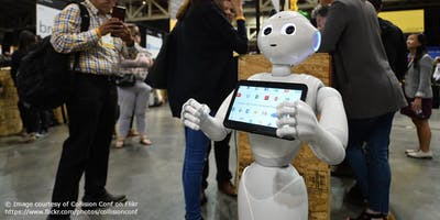 Bot-Talks   Bristol's Robotics Conference for SMEs