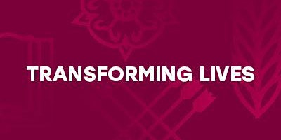 Transforming Lives - strategy update sessions (18 December)