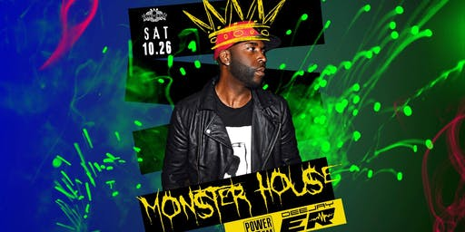 Monster House Halloween Party with Power106 DJ ER