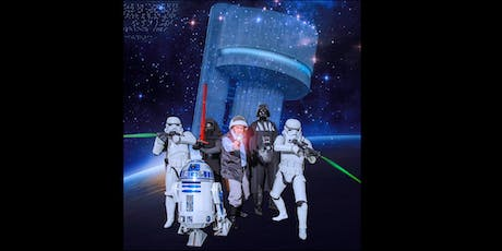 The Physics of Star Wars tickets