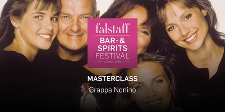 VBSF19 Masterclass – Grappa Nonino Tickets
