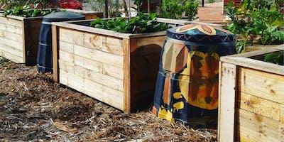 Composting, Worm farms and Bokashi