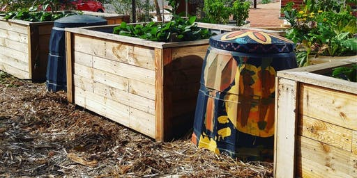 Composting, Worm farms and Bokashi